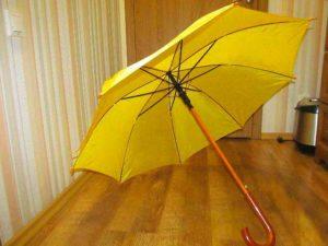 Новый зонтик в подарок маме