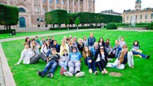 Образовательная поездка по изучению языков