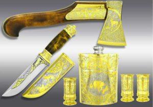 Подарочное оружие