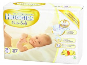 Памперсы для младенца