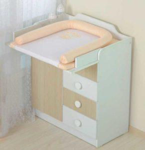 Пеленальный столик для малыша