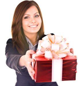 Подарок для любимой тёти
