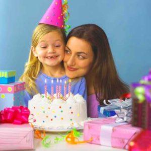 День рождения девочки 7 лет