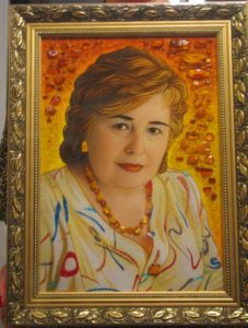 Портрет именинницы в подарок