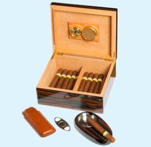 Портсигар в подарок курящему руководителю