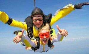 Прыжки с парашюта