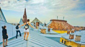 Путешествие по крышам
