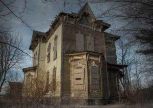 Путешествие в дом с призраками