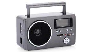 Компактный радиоприемник