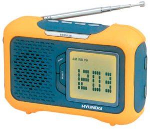 Новый радиоприемник на батарейках