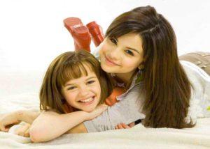 Сестренки - самые родные люди