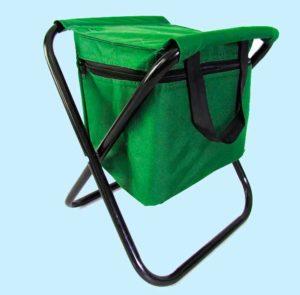 Складной стульчик с сумкой-холодильником