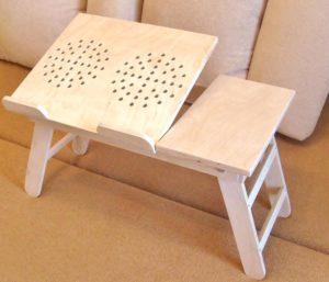 Столик в постель для ноутбука