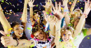 Вечеринка с друзьями