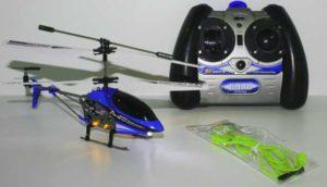Вертолет на радиоуправлени