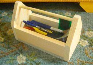 Ящик для инструмента отцу в подарок