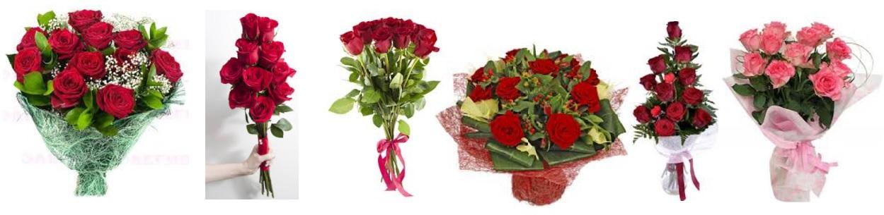 Одиннадцать роз для лучшей избранницы
