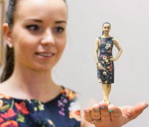 3D статуэтка по фотографии