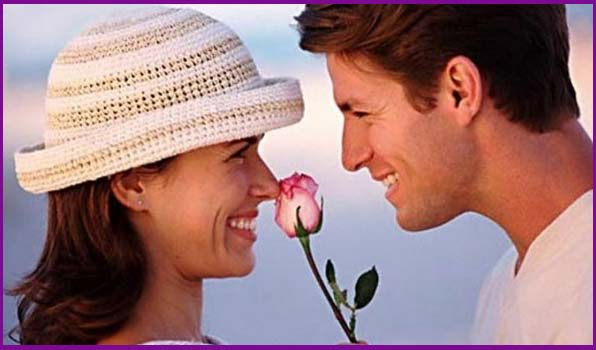 Роза любимой женщине