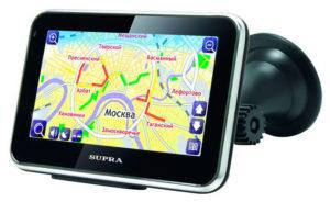 GPS-навигатор в подарок