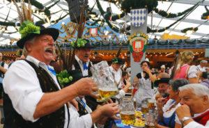 Праздник Oktoberfest