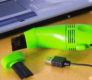 USB пылесос в подарок