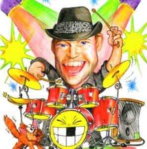 рисунок барабанщика