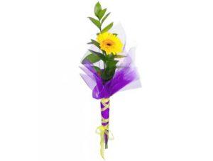 Один цветок в подарок