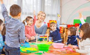 Повод для подарка воспитателю в детском саду
