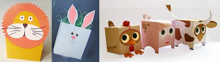 Варианты упаковки подарков для детей