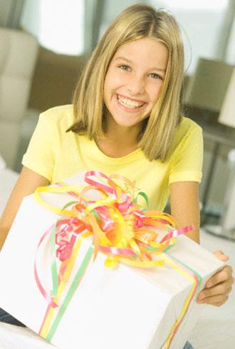 Подарок девочке на 14 лет