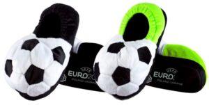 Тапочки футбольные для дома