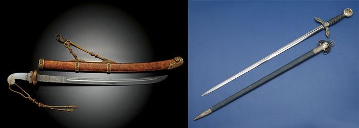 Сабли и мечи