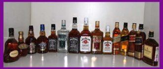 Алкоголь премиум-класса