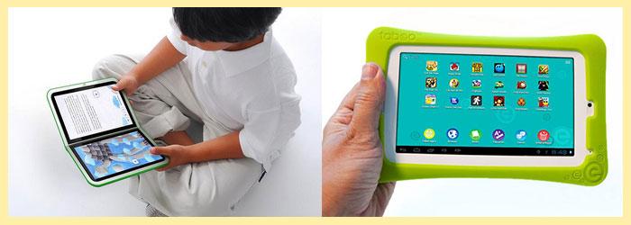 Детские планшет и электронная книга