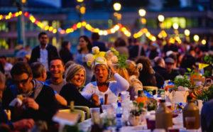 Великий фестиваль в Лондоне