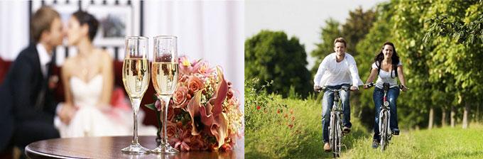 Ситцевая свадьба вдвоем