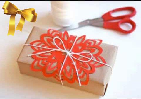 Как упаковать подарок в бумагу своими руками. Советы  Фото