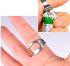 Кольцо для открытия пивной бутылки