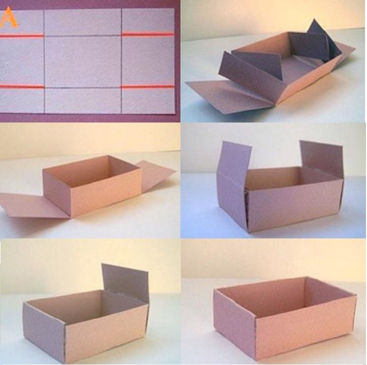 МК простой коробки