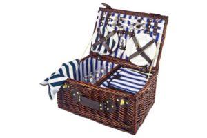 Корзинка для пикника в подарок