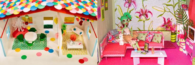 Кукольные домики или комнаты