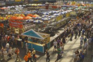 Огромный лондонский фестиваль