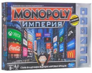 """Игра """"Монополия"""""""