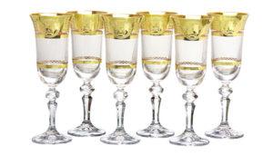 Набор красивых бокалов в подарок