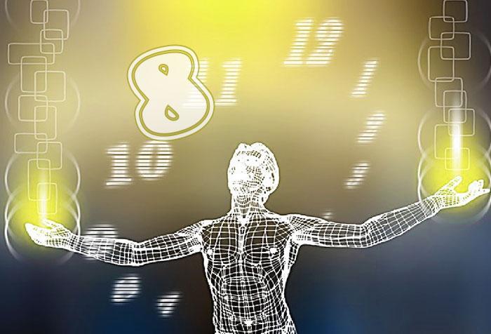 Человек и нумерология числа 8
