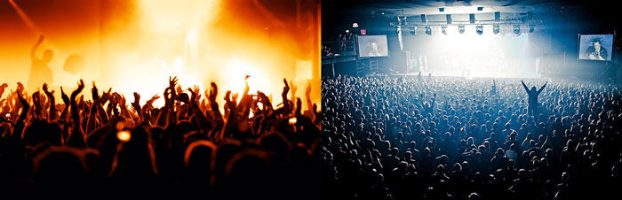 Концертные залы