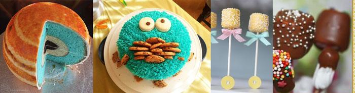 Креативные: торт и зефир своими руками