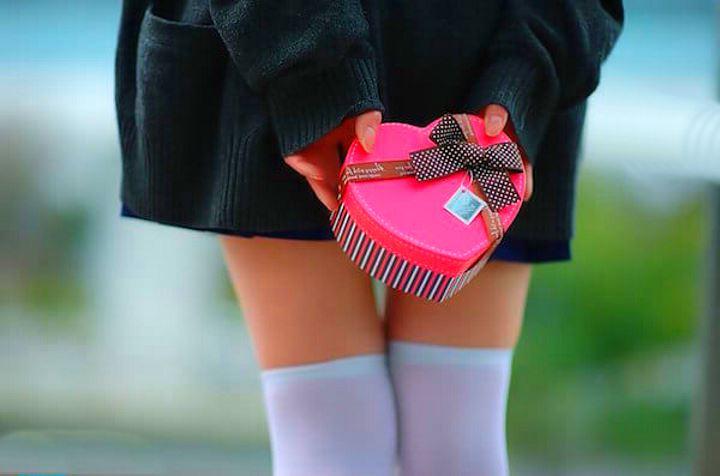 Девочке 14 лет розовый подарок