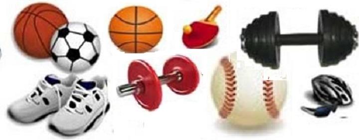 Атрибуты спортивной жизни